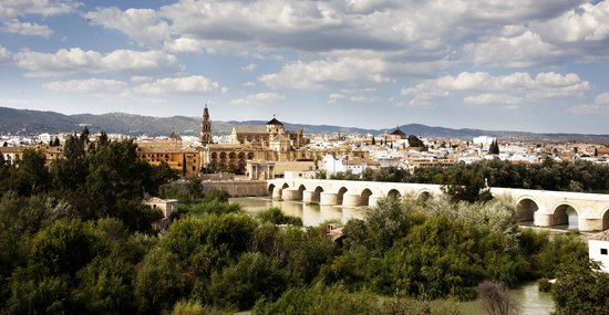 Hesperia Córdoba: Hotel view