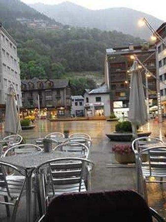 l' Arrosseria: Andorra después de una tormenta