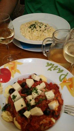 Spaghetteria Toni: Yummy pasta dishes