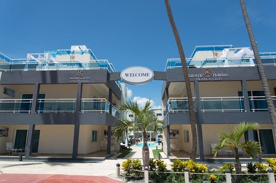 Presidential Suites - Punta Cana: Buildings