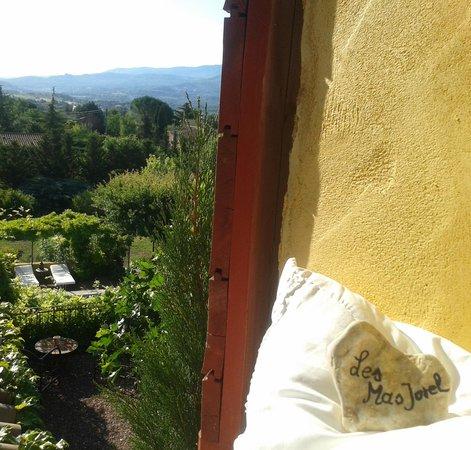 Le Mas Jorel : Im Paradies
