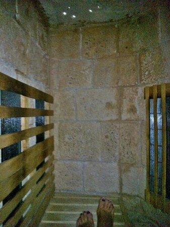 I Capricci di Merion: Particolare sauna