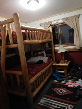 Black Mountain Ranch: Bunk beds