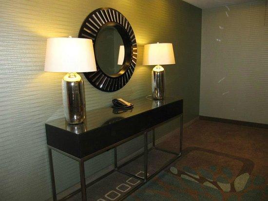 Hilton Garden Inn Washington DC/US Capitol: Elevator area