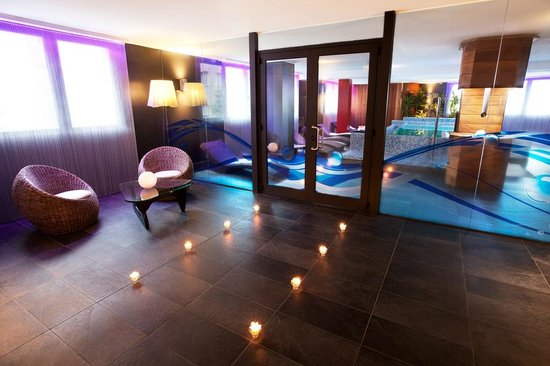 Hotel Acta Arthotel: Spa