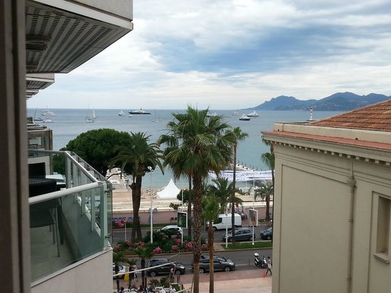 JW Marriott Cannes: Room Balcony