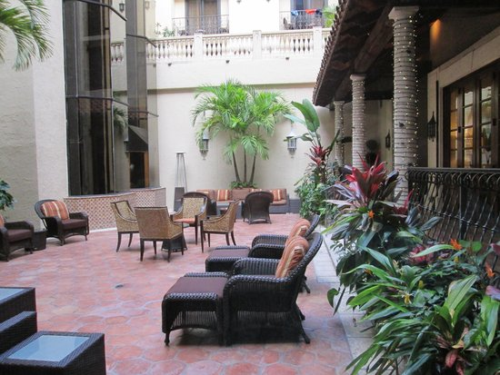 Delray Beach Marriott : Old Seacrest part