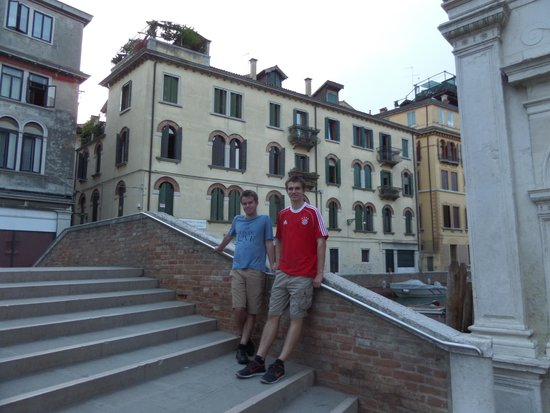 B&B San Marco : In front of the B&B
