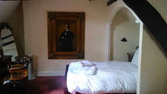 Old Manor House Hotel : Eave Suite