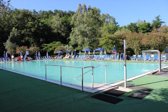 Terme Cappetta: piscina