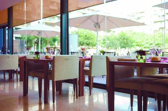 Hesperia Del Mar : Restaurant