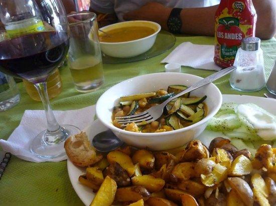 Cafe Hood: deliciosa comida vegetariana
