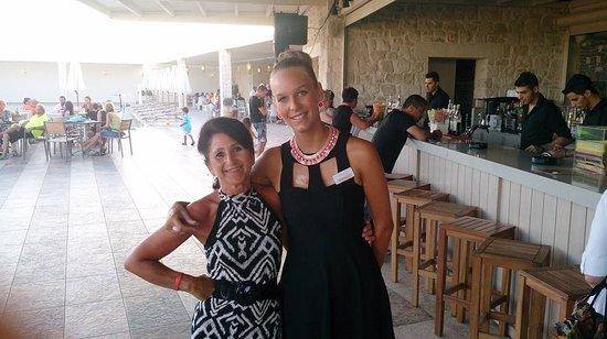 Ostria Resort & Spa : oh Amandine,trop top