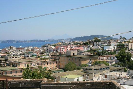 Posidonia Residence: Sea view