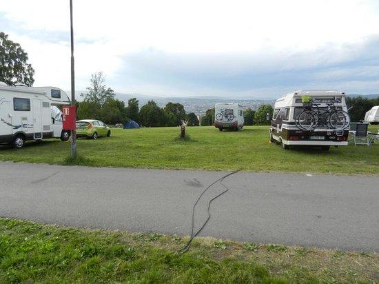 Ekeberg Camping: Camping Ekeberg