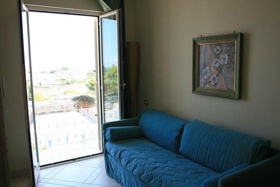 Posidonia Residence: Living room