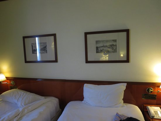 SHG Hotel Catullo Verona: Zimmer