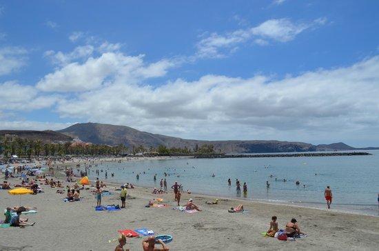 Parque Santiago III: пляж
