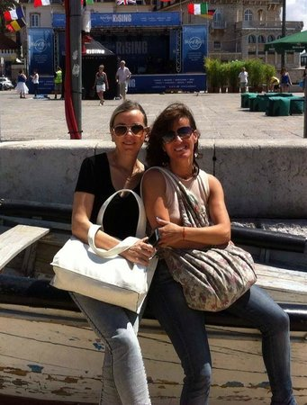 Diversity Tours : In Cascais with a girl from Israel