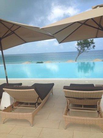 Hideaway of Nungwi Resort & Spa: the pool