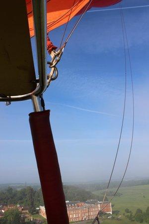 Virgin Balloon Flights: Up in the air