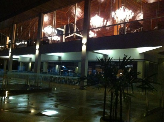 Recanto Cataratas Thermas Resort & Convention: restaurante