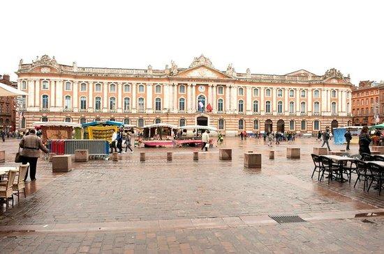 Novotel Toulouse Centre Compans Caffarelli: Toulouse