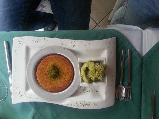Antiochland Cafe & Restaurant: Antiochland'te  Akşam yemeği...