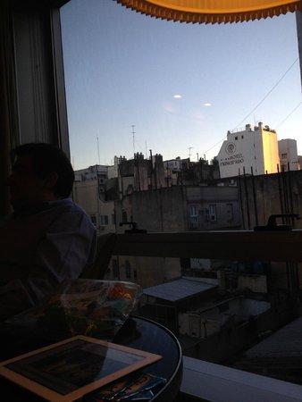 Melia Buenos Aires: Vista desde la habitación