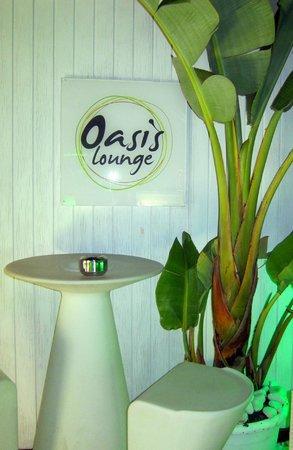 Oasis Backpackers' Hostel Malaga: Oasis Lounge