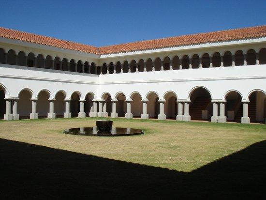 Monasterio Cistercense Santa Maria del Paraiso: Tranquility, solitude, direct connection with God