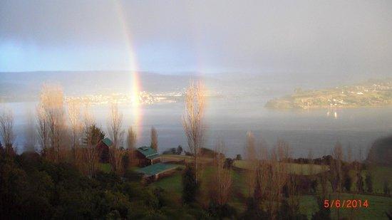 OCIO Territorial Hotel: Rainbow