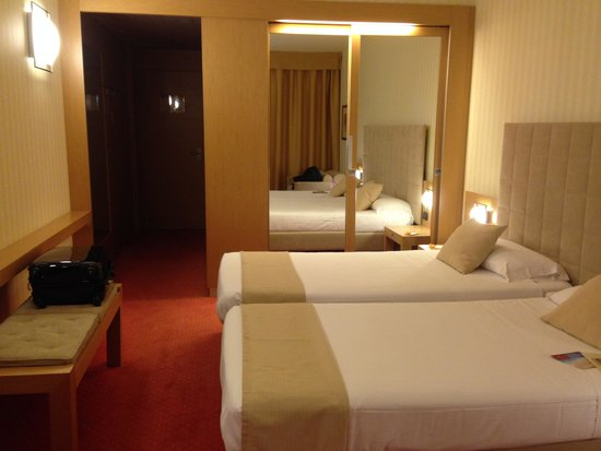 Hotel Caesius Thermae & Spa Resort : camera