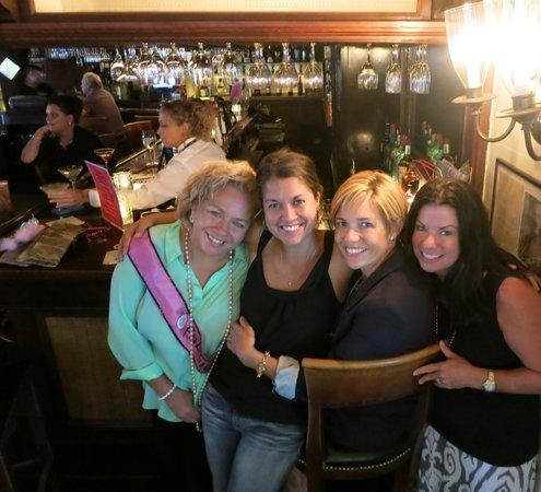 The Veranda : Me and the girls at my Veranda birthday party