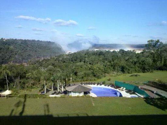 Sheraton Iguazu Resort & Spa: VISTA DESDE EL BALCON - 2 PISO HAB.240