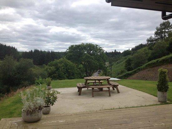 Aspen Lodge Bed & Breakfast: Outside
