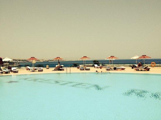 The Kresten Royal Villas & Spa : Pool