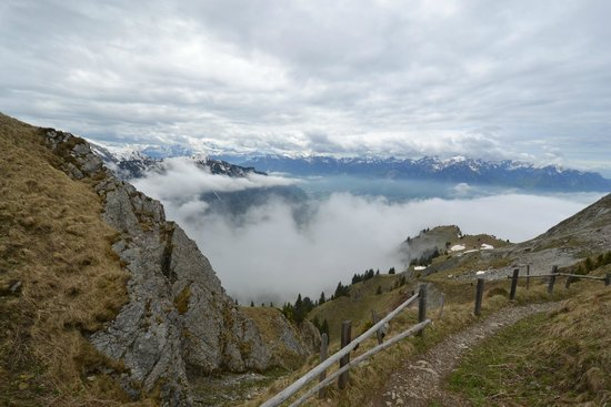 Marmottes Paradis: горы