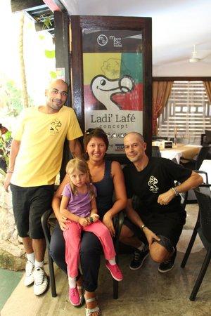 LADI'LAFE Concept : Фарид и Кристоф