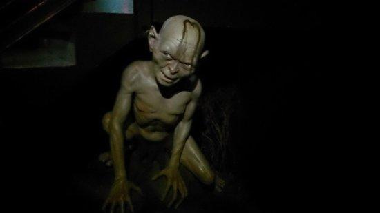 The National Wax Museum Plus : Gollum.