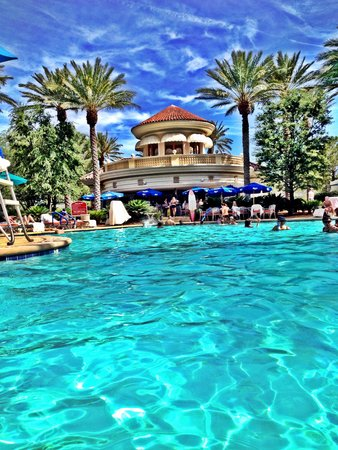 JW Marriott Las Vegas Resort & Spa: Amazing pool!