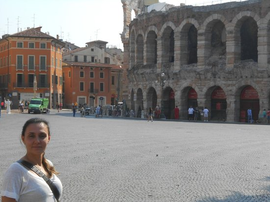 Arena di Verona: Arena de Verona.