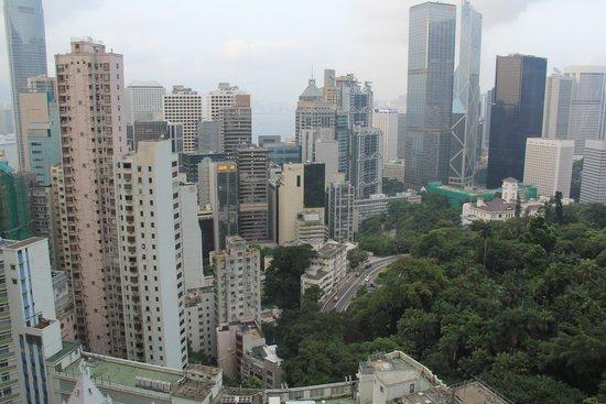 Bishop Lei International House: Room view