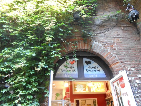Arena di Verona: Romeu e Julieta.