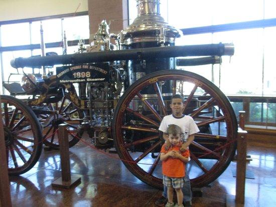 Lester L. Williams Fire Museum