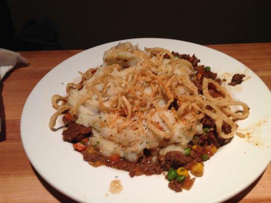 Cheddar's: Dinner