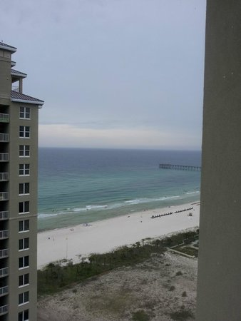 Grand Panama Beach Resort: gulf view from room
