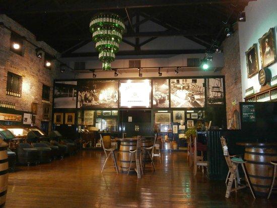 Jameson Distillery: Visitor Reception
