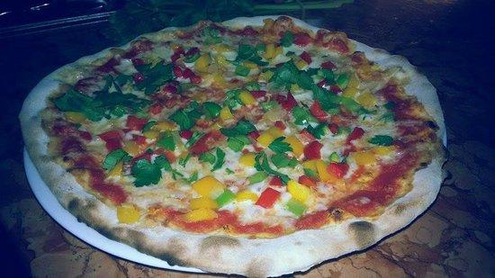 Gelateria Pasticceria Chalet Rosa: Pizza della settimana