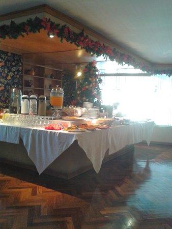 Hotel Cecilia: Desayuno